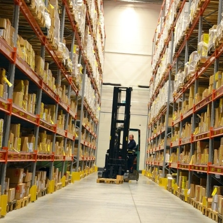 e-warehousing